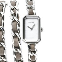 Chanel Première pre-owned 23.6mm White Steel