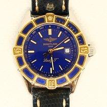 Breitling Lady J Gold/Stahl 31mm Blau Keine Ziffern Deutschland, Frankfurt am Main