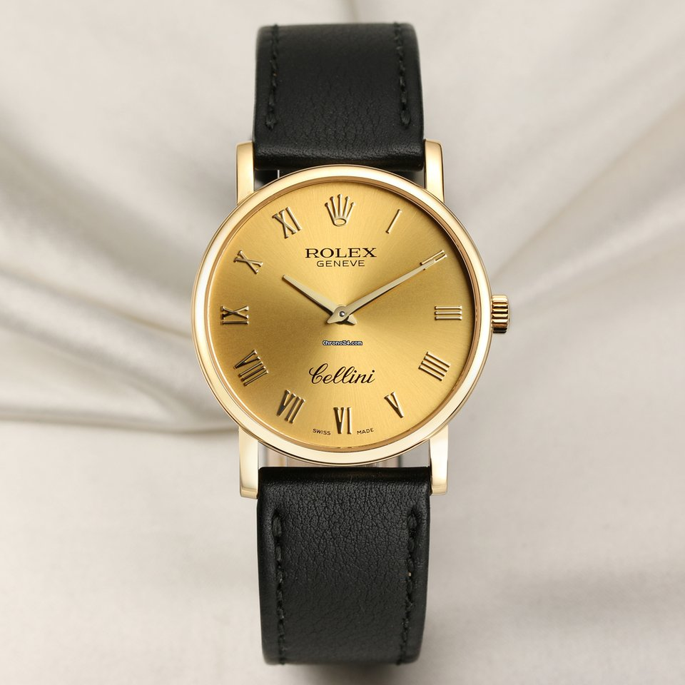 Rolex Cellini 5115 2001 pre-owned