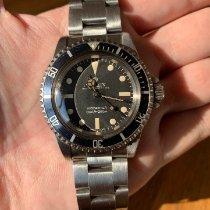 Rolex Automático Negro usados Submariner (No Date)