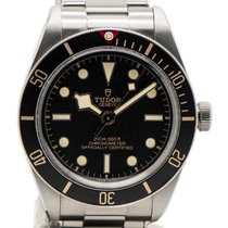 Tudor 79030N-0001 Steel 2020 Black Bay Fifty-Eight 39mm pre-owned