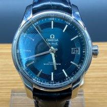 Omega De Ville Hour Vision Acier 41mm Bleu Sans chiffres France, Paris