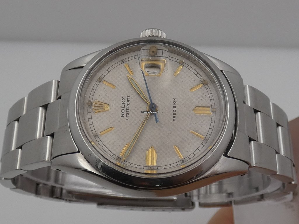 Rolex Oyster Precision 6294 1963 pre-owned