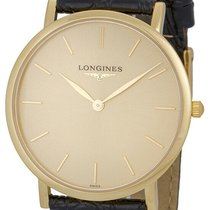 Longines Présence Yellow gold 37mm Gold United States of America, New York, Monsey