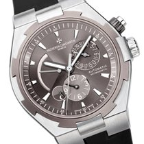 Vacheron Constantin Overseas Dual Time Steel 42mm Grey No numerals United States of America, Florida, North Miami Beach
