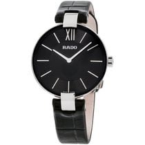 Rado Coupole Steel 32mm Black Roman numerals United States of America, New Jersey, Somerset