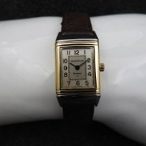 Jaeger-LeCoultre 140.025.5 Gold/Steel Reverso (submodel) 19mm pre-owned