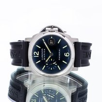 Panerai Luminor Marina Automatic Steel 40mm Blue Arabic numerals