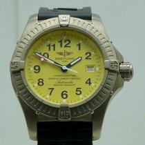 Breitling Avenger Seawolf Titan 44mm Gelb Arabisch Deutschland, Itzig