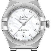 Omega Constellation Acero 29mm Madreperla