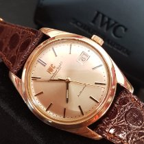 IWC Yellow gold 36mm Automatic pre-owned