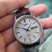 Seiko pre-owned Automatic 36mm White