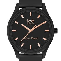 Ice Watch Plástico Cuarzo Negro 36mm nuevo