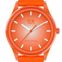 Ice Watch Plástico Cuarzo Naranja 40mm nuevo