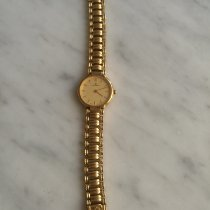 Lorenz Yellow gold Quartz 13282 pre-owned