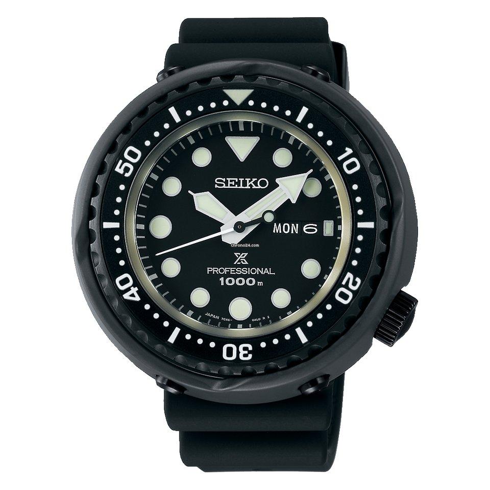 Seiko Prospex S23631J1 2020 nuevo