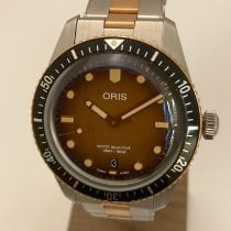 Oris 01 733 7707 4356-07 5 20 45 Steel 2020 Divers Sixty Five 40mm new