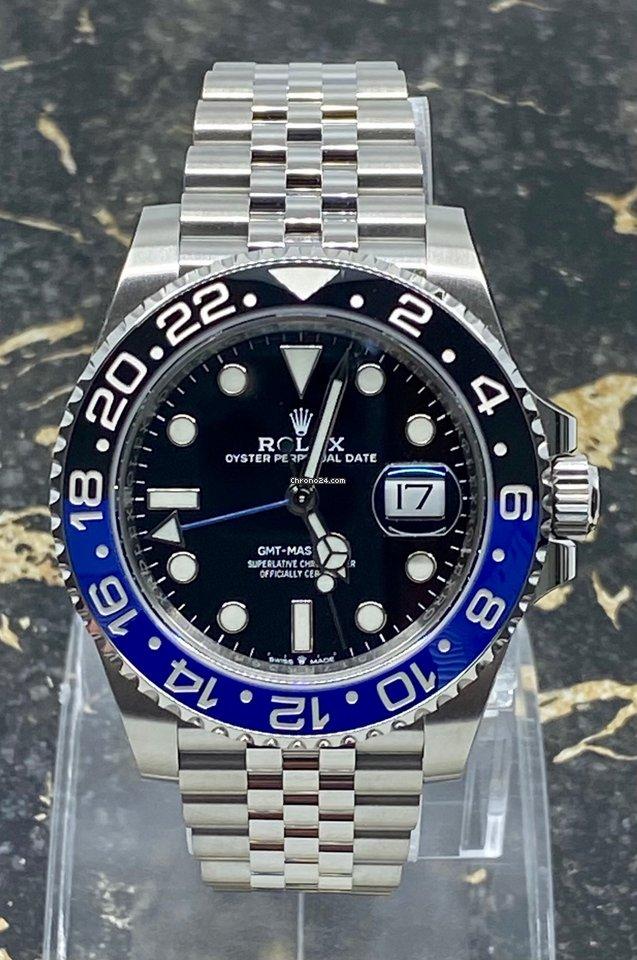 Rolex GMT-Master II 126710BLNR 2021 nuevo