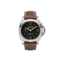 Panerai Luminor Marina 1950 3 Days Acero 47mm Negro Arábigos