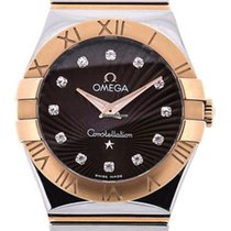 Omega Constellation Quartz new 2020 Quartz Watch with original box and original papers 123.20.27.60.63.002