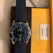Breitling Superocean Heritage Acero 44mm Azul Sin cifras España, san sebastian de los reyes
