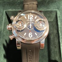 Graham Steel 46mm Automatic 2SWAS.B14A.K06B pre-owned United States of America, Georgia, Chamblee