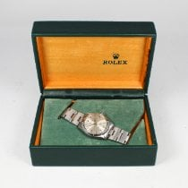 Rolex 1002 Steel 1964 Oyster Perpetual 34 34mm pre-owned United States of America, Florida, Miami Beach