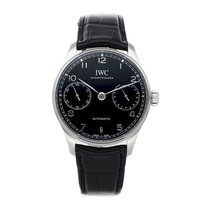 IWC Portuguese Automatic Steel 42.3mm Black Arabic numerals United States of America, Pennsylvania, Bala Cynwyd