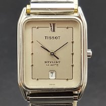 Tissot Gold/Steel 25mm Quartz Stylist pre-owned United States of America, Illinois, Roscoe
