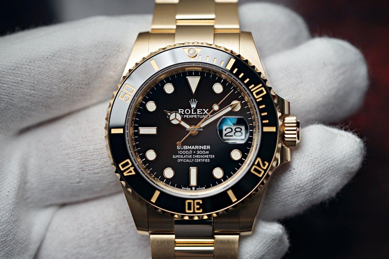 Rolex Submariner Date 126618LN 2021 new