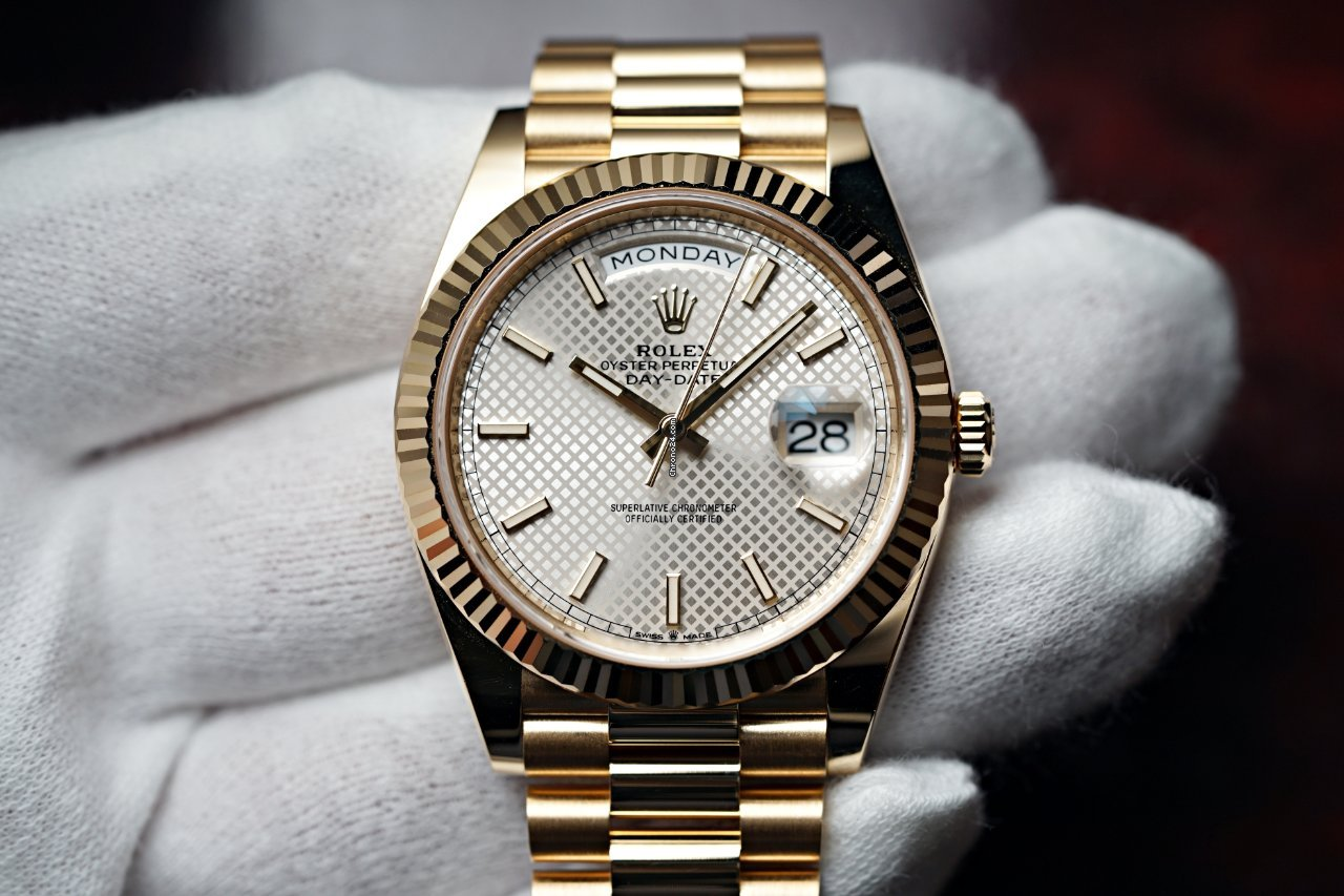Rolex Day-Date 40 228238 2021 nuevo