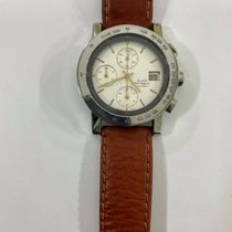 Girard Perregaux GP 7000 Steel 38mm White No numerals United States of America, New Jersey, Upper Saddle River