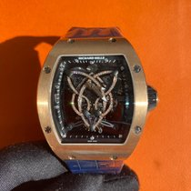 Richard Mille Red gold pre-owned