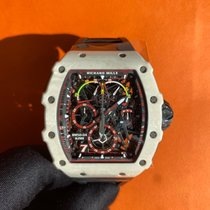 Richard Mille RM50-04 Kimi New Carbon Manual winding