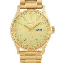 Nixon Acero 42mm Cuarzo A356-502-00 nuevo