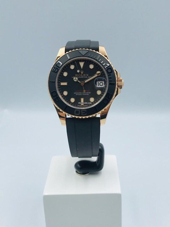Rolex Yacht-Master 37 268655 rabljen