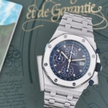 Audemars Piguet Royal Oak Offshore Chronograph Acciaio 42mm Blu Arabi Italia, Perugia