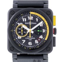 Bell & Ross BR 03-94 Chronographe Céramique 42mm France, Paris