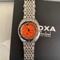 Doxa Sub Steel 42,5mm Orange No numerals
