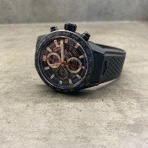 TAG Heuer Carrera Calibre HEUER 01 Ceramic Black No numerals