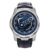 Ulysse Nardin White gold 45mm Manual winding 2050-131/03 pre-owned