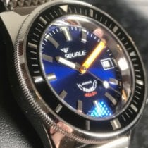 Squale Steel 44mm Automatic pre-owned United States of America, Florida, Pompano Beach
