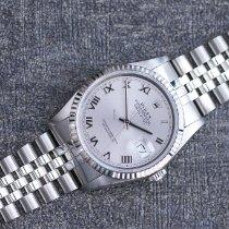 Rolex Datejust Stahl 36mm Grau Deutschland, Hamburg