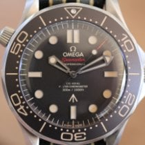 Omega Seamaster Diver 300 M Titanium 42mm Brown No numerals United States of America, Massachusetts, Natick