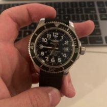 Breitling Superocean II 42 Steel 42mm Black Arabic numerals United States of America, Florida, Tampa