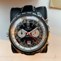 Breitling Chrono-Matic (submodel) Steel 48mm Black United States of America, Connecticut, West Hartford