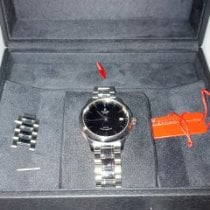 Tudor Style Steel 34mm Black United States of America, New York, New Windsor
