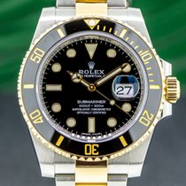 Rolex Submariner Date Gold/Steel 40mm United States of America, Massachusetts, Boston