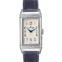 Jaeger-LeCoultre Women's watch Reverso (submodel) 40.1mm Quartz new Watch with original box 2019