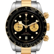 Tudor Black Bay Steel Gold/Steel 41mm Black United States of America, Georgia, Atlanta